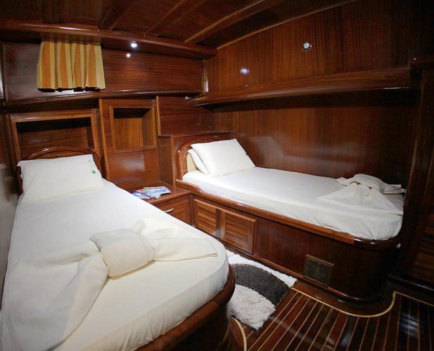 CAFEROGLU 7 Twin cabin