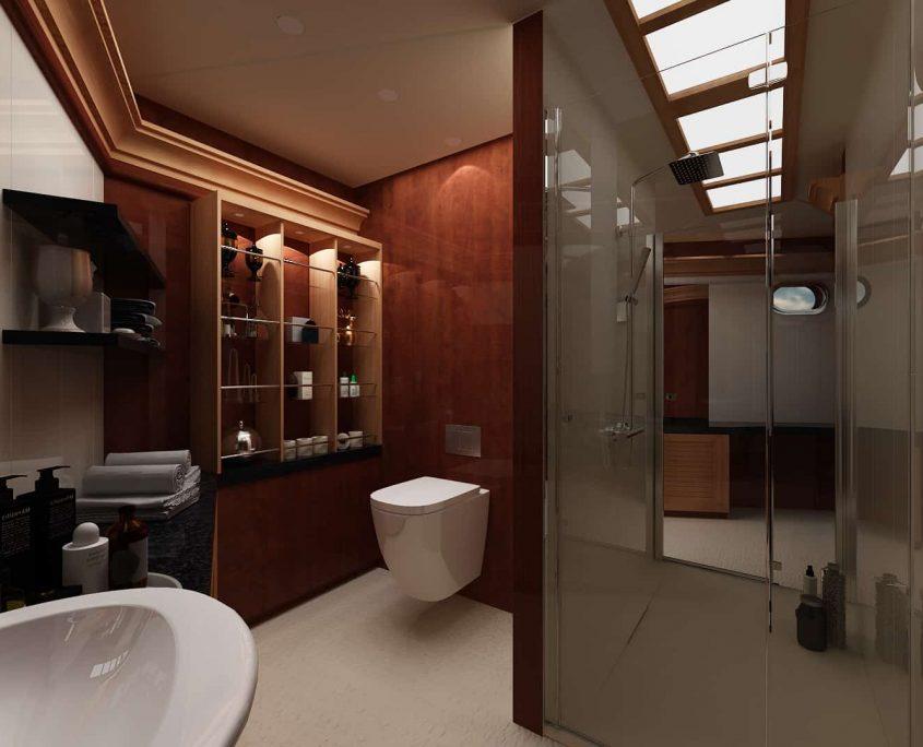 LADY GITA Bathroom view