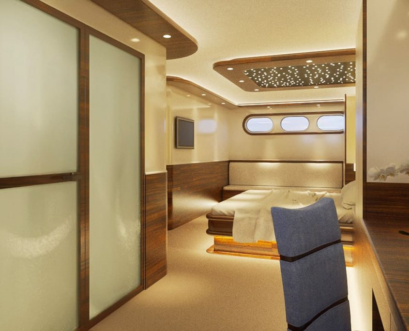 SON DE MAR Double cabin