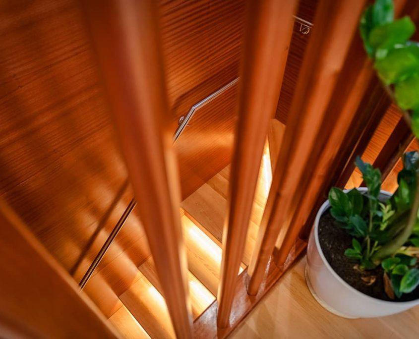 SON DE MAR Staircase