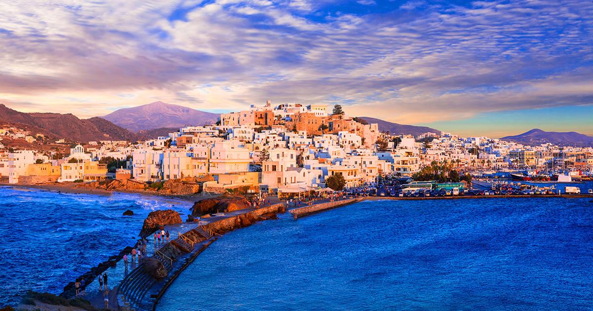 Island Naxos