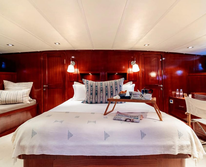 VITA DOLCE Master cabin