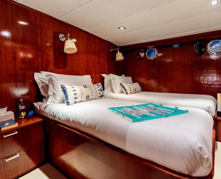 VITA DOLCE Twin cabin