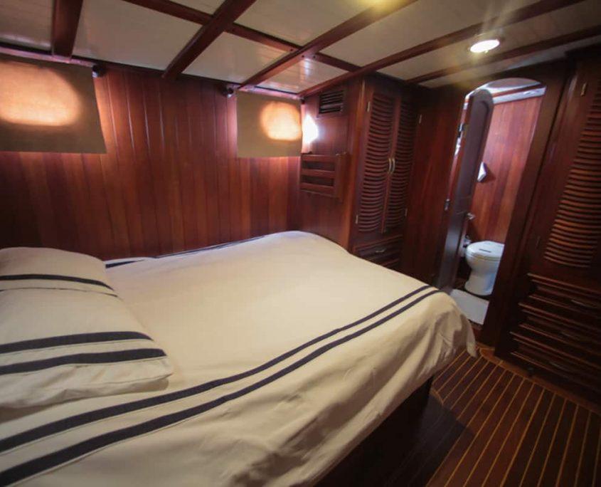 DULCINEA Double cabin