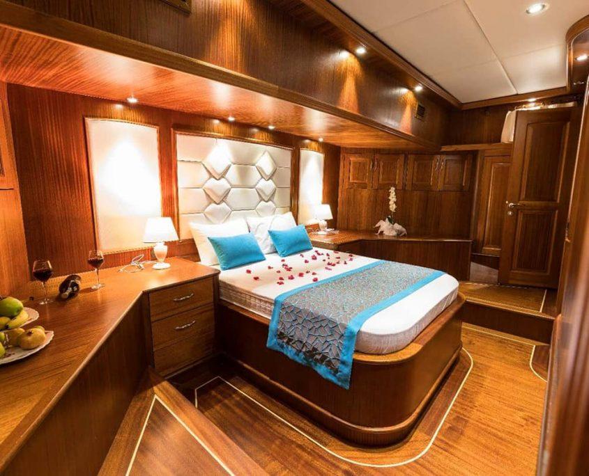VISTA MARE Double cabin