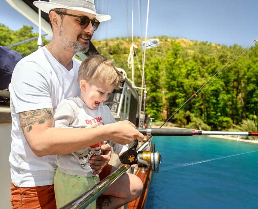 VIVA SHIRA Fishing